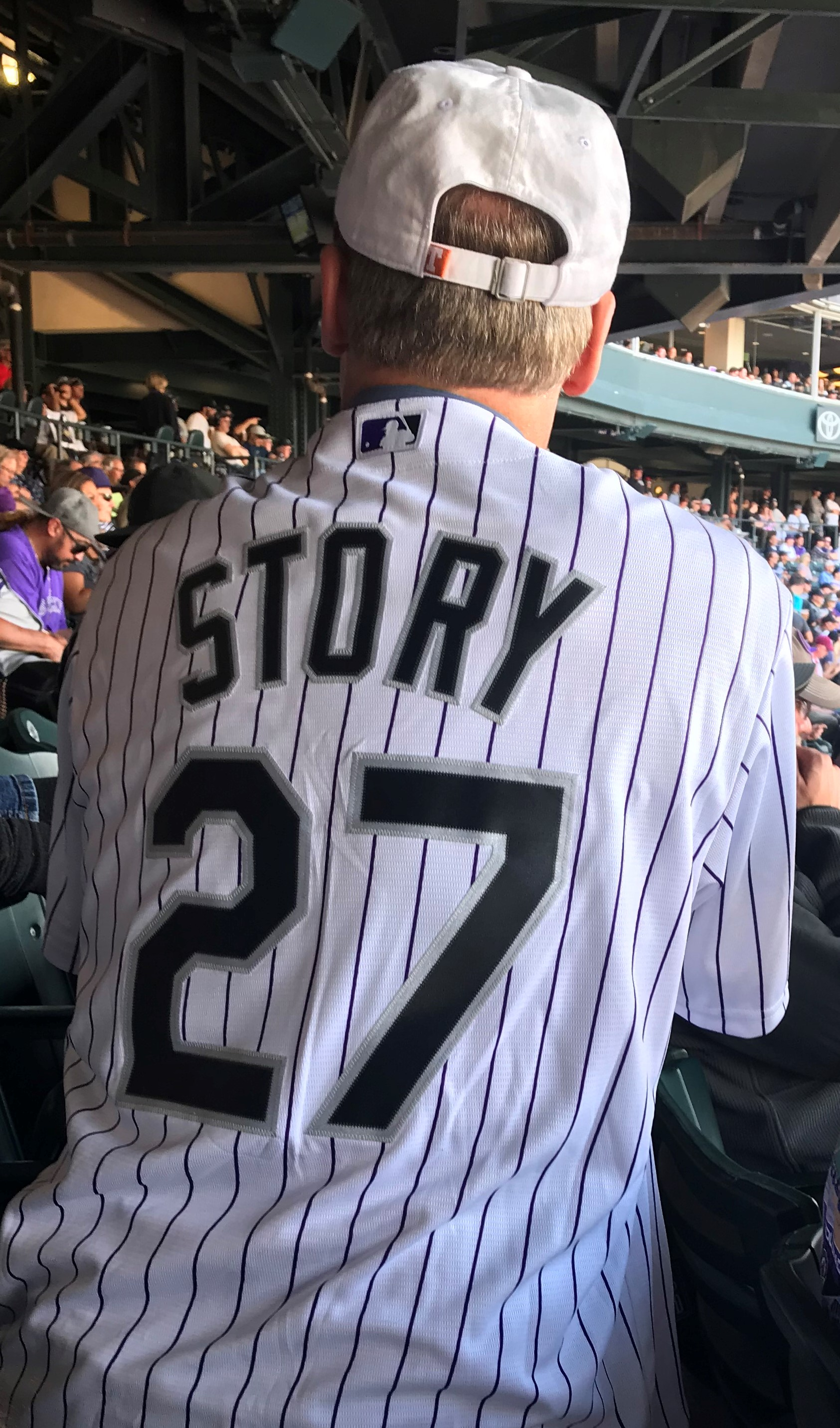 Take WIN out to the Rockies and watch them WIN!
