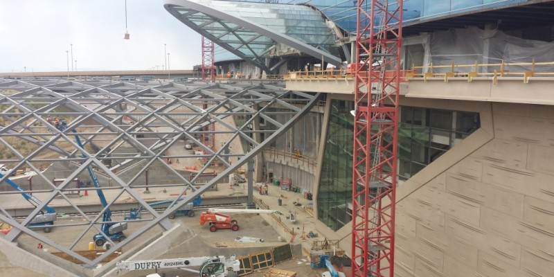 Tour of DIA's Up and Coming Improvements